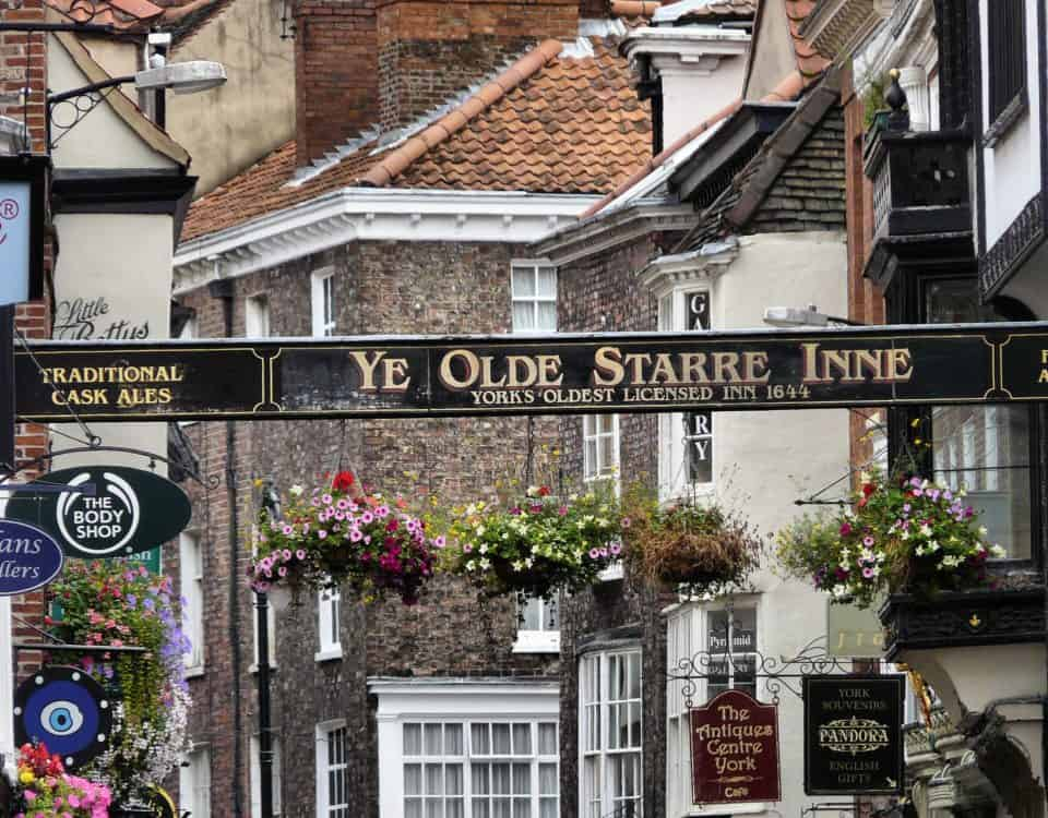 Picture of York - a beautiful town for your hen party night