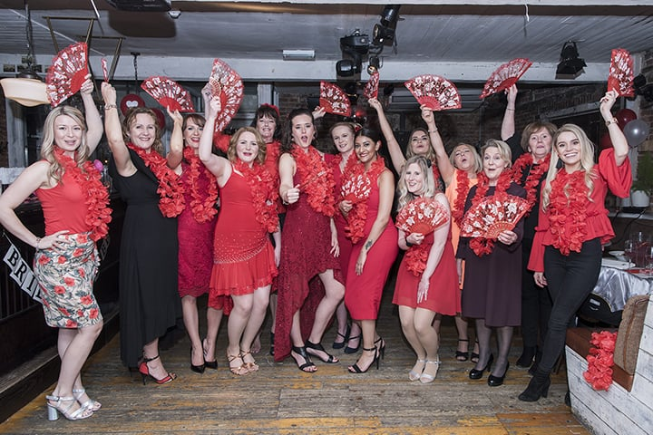 Fun Hen Party Salsa Dance Class in Manchester