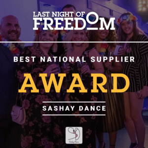 Winning The Best National Supplier Award!